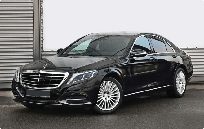 Sopot Luxury Sedans - Mercedes Benz S Class W222 Long